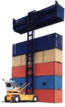 LUNA - Jeřáby, Vysokozdvižné vozíky, Cranes